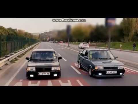 Son Çıkış 14.Bölüm Serkan ve Bino Tofaş Şahin Yarış (видео)