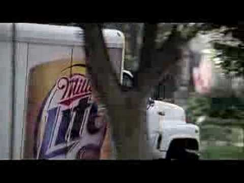 New Miller Lite Dalmatian Commercial
