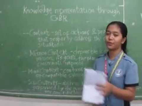 KNOWLEDGE CAPTURE SYSTEM: KNOWLEDGE REPRESENTATION THROUGH CxBR
