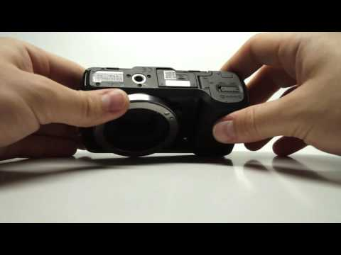 SONY NEX F3 Review by endgadget