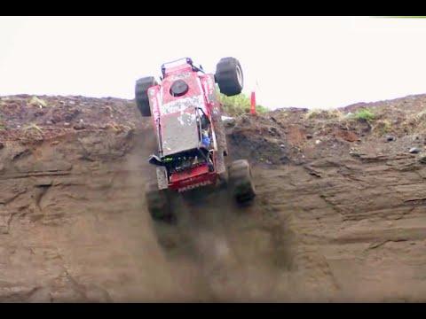 Formula Offroad 4×4 Icelandic Hill Climb – Heimasætan!