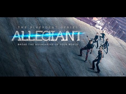 The Divergent Series: Allegiant 2016   Mark Petrie - Beyond the Wall   Clips Featurette Compilation