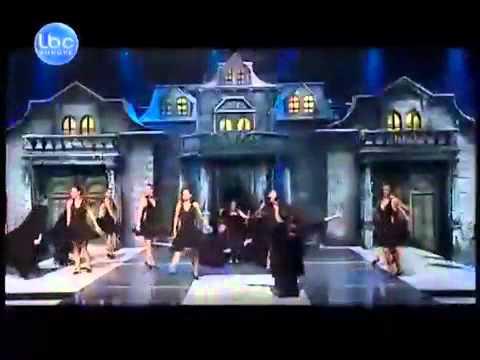 Phantom Of The Opera Tableau - Nesma and Gilbert - Star Academy 8 Lebanon Prime 7