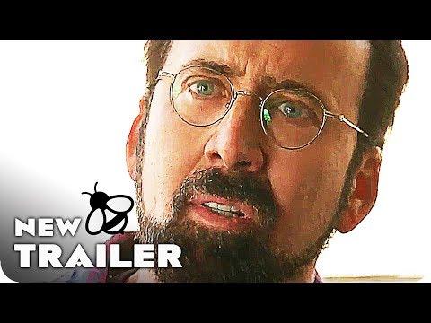 Looking Glass Trailer (2018) Nicolas Cage Movie