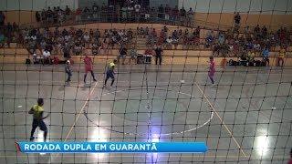 Rodada dupla pela Copa Record em Guarantã