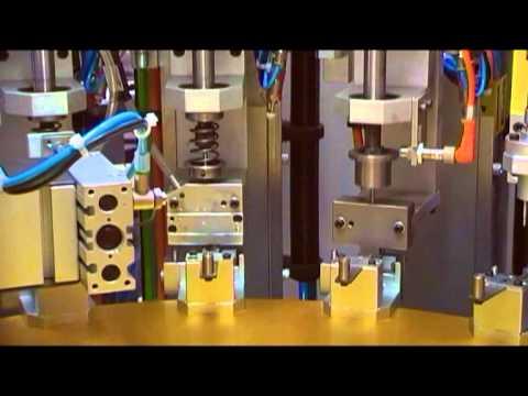M.T. Zanetti S.r.l. C00813 Macchina montaggio rubinetti gas