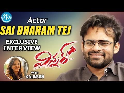 Hero Sai Dharam Tej Exclusive Interview