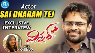 Hero Sai Dharam Tej Exclusive Interview