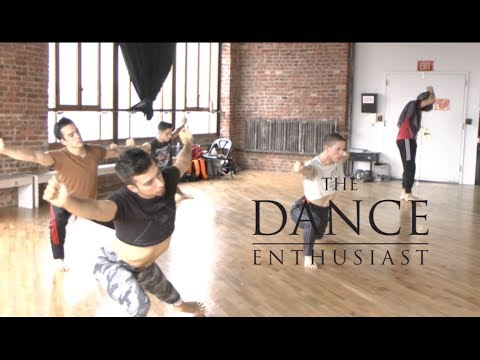 "New York Dance Up Close: Less Than A Minute of ""Academy"" w/Garth Johnson"