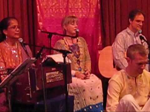 jamms - From their August 2009 monthly kirtan at Cayuga Vault, celebrating Lord Ganesha's birthday. The Jamms offer heart-opening devotional bhajans and kirtan in Sa...