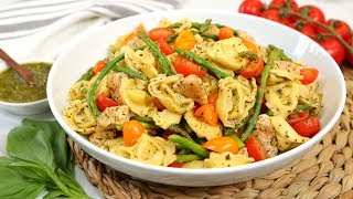 3 Light & Fresh Pasta Recipes | Quick + Easy + Healthy by The Domestic Geek