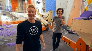 Funny Moments With Robban And Jocke - Episode 1 by Eric Karlsson Bouldering