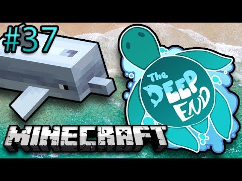 Minecraft: The Deep End Ep. 37 - I Can Fly