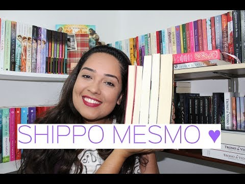 CASAIS LITERÁRIOS FAVORITOS | Sibelly Maria