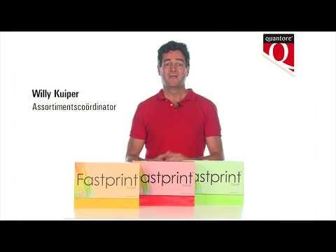 Fastprint Color: met 30 kleuren het meest uitgebreide assortiment