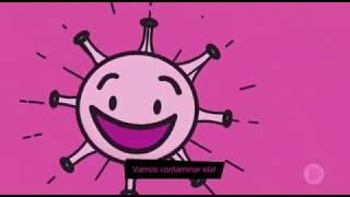 Bauru: animação para conscientizar sobre prevenção