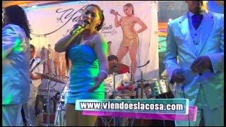 Yanet Y La Banda Kaliente - AMOR DE TRES