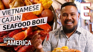 The Vietnamese-Cajun Crawfish Boil That Brings NOLA To Houston — Cooking In America by Eater