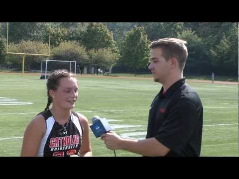 CUA Field Hockey downs Moravian