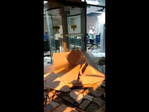 UNA NEWS: Banco do Brasil de Pau Brasil é assaltado 09/05/2016