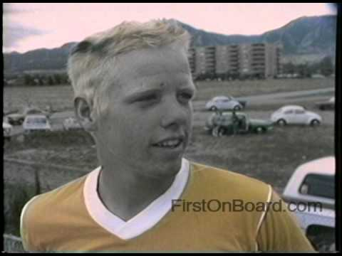 FOB, Duane Peters interview at the 1981 King of the Mountain Skateboard Competition
