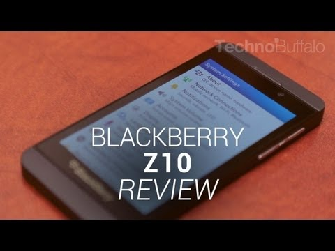 jon4lakers - Blackberry Z10 Review We've had BlackBerry's brand new BlackBerry Z10 handset for the better part of two weeks now. We wanted to put it through its paces as ...