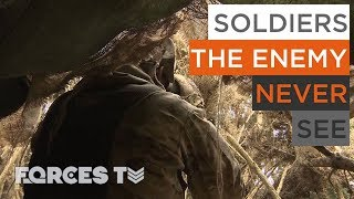 Meet The 'Special Observers': Soldiers The Enemy Never See   Forces TV
