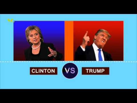 America Decides: Trump vs Clinton On Immigrants