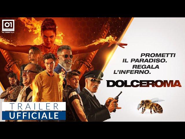 Anteprima Immagine Trailer DolceRoma, trailer ufficiale