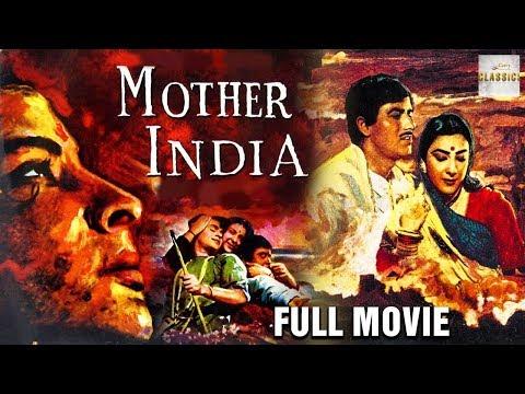 Mother India (1957) Super Hit Bollywood Movie   मदर इंडिया   Sunil Dutt, Nargis, Mehboob Khan