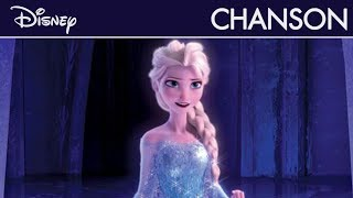 "La Reine des Neiges - ""Let it go"" - Exclusif 