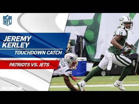 Video: Jets Forced Fumble Leads to Josh McCown's 2nd TD Pass! | Patriots vs. Jets | NFL Wk 6 Highlights