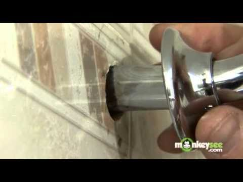 Shower Faucet Replacement – Removing the Old Shower Head and Trim