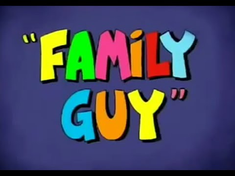 Family Guy Unaired Pilot Episode 1 Season 1