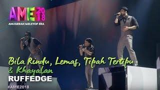 Video #AME2018 I Persembahan Ruffedge padu ubat rindu | Bila Rindu, Lemas, Tipah Tertipu, Khayalan MP3, 3GP, MP4, WEBM, AVI, FLV Januari 2019