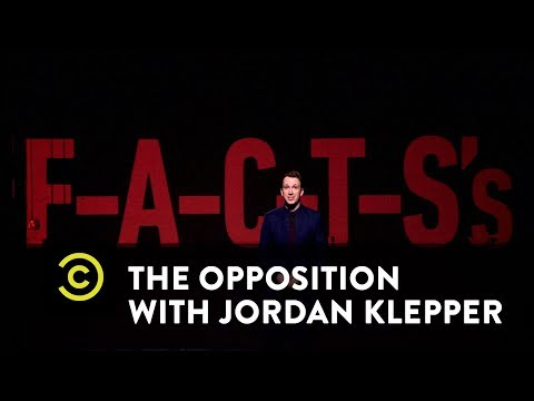 The Opposition w/ Jordan Klepper - Allergic to Propaganda (видео)