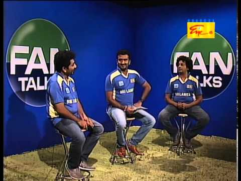 Nuwan Kulasekara on ICC's TV show Cricket 360
