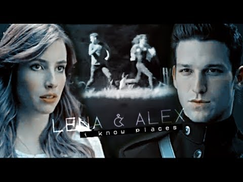 Alex and Lena | Delirium | They are the hunters, we are the foxes. AND WE RUN |
