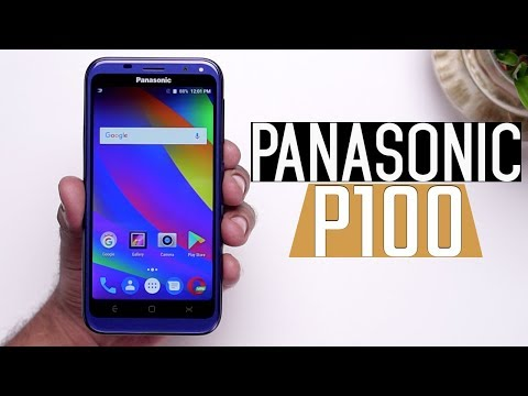 Panasonic P100: Unboxing   Hands on   Price [Hindi-हिन्दी]