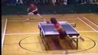 Китайское шоу настольного тенниса