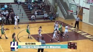 TVHS Girls Basketball vs Winamac