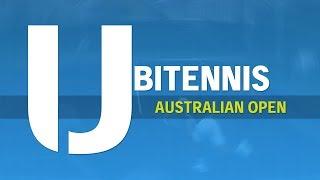 Australian Open day 6: Vincono Fognini, Federer e Djokovic – presented by BARILLA Masters Of Pasta