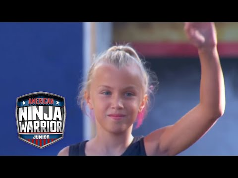 The Next Generation of Ninjas Ep1 FULL OPENING CLIP | American Ninja Warrior Junior | Universal Kids