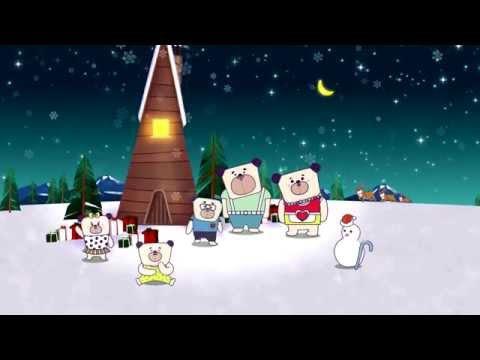 2015新北市歡樂耶誕城 主燈秀前導動畫