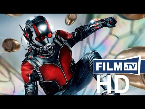 ANT-MAN AND THE WASP Trailer 2 German Deutsch (2018) HD