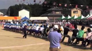 羽黒小学校区ふれあい運動会