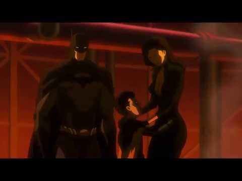 Son of Batman - Deathstroke vs. Robin Part 2