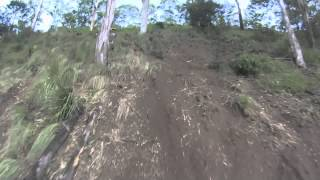 Killarney Australia  city photos gallery : AHE: The Big Hill Killarney 2015 trail ride Super steep and Long -Australian Hard Enduro