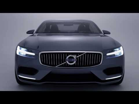 Volvo   Concept Coupe Designed By Thomas Ingenlath
