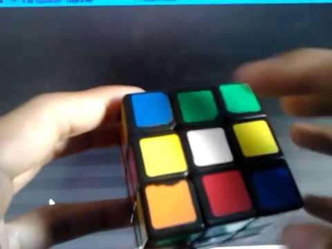 Tutorial Cubo Rubik 3x3x3 - Método para principiantes